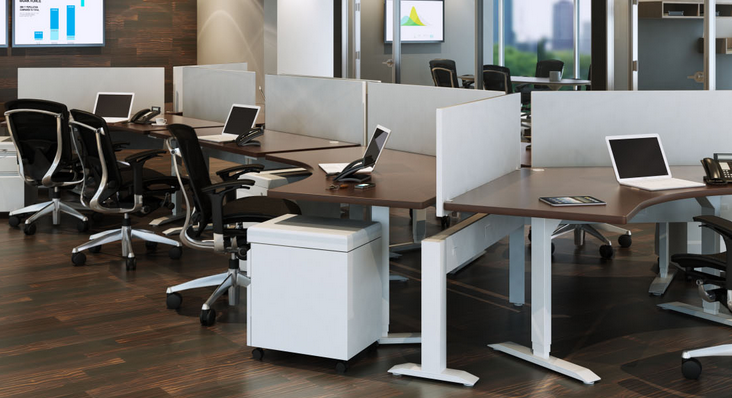 Fine Cubicle Systems Ergonomic Office Solutions That Create A Download Free Architecture Designs Scobabritishbridgeorg