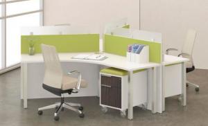 DeskMakers TeamWorx Desking System