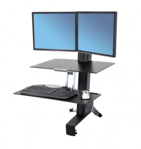 ErgoTron WorkFit-S with Worksurface